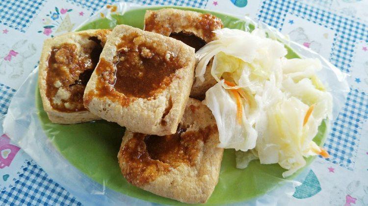 田中美食_順口味臭豆腐│銅板小吃推薦,在地人的中式下午茶!