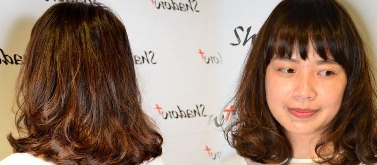 一中髮廊_夏朵美髮沙龍│清新風格的髮廊,打造出慵懶感的空氣系少女~