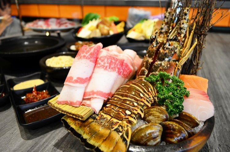 西螺美食_嗑肉石鍋│有和牛、龍蝦的極致單人鍋物,這次,你想選哪一道?