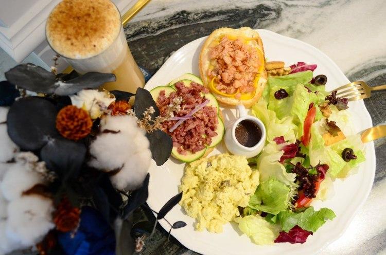 南京三民站美食_Chubby Bird County│超有質感的松山早午餐下午茶,每一道都是生活品味~
