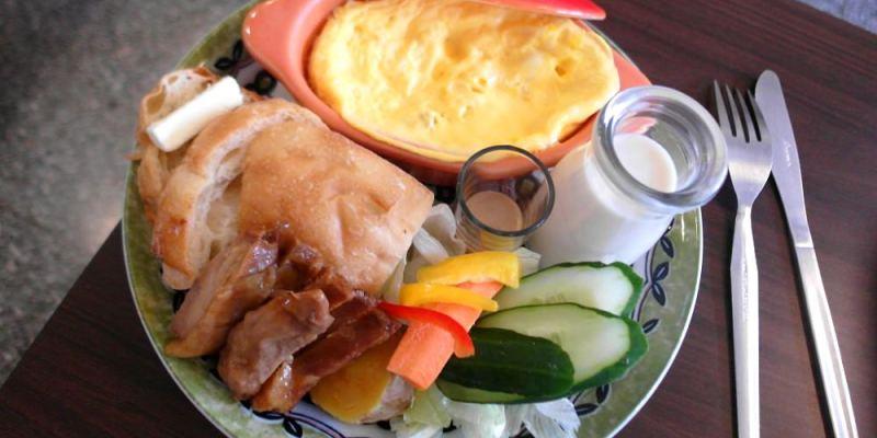 彰化美食_紅葉食趣│彰化火車站附近早午餐,隱藏在旅社內的巷弄餐點!