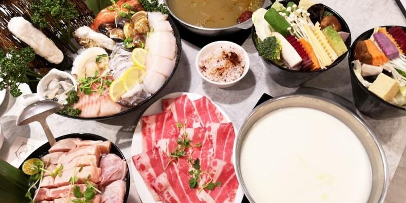 2019天母美食祭_天棧鍋物│超澎湃的海鮮盤,隱藏版火鍋,整個價錢cp值超高!