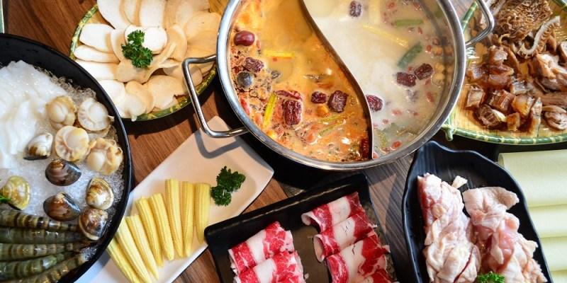 澎湖美食_巴適麻辣鍋│澎湖新開幕麻辣鍋,超濃郁口味,肉品、蔬菜多樣,飲料也非常不錯呢!