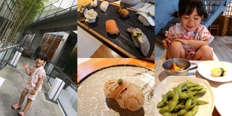 台中美食_一笈壽司│公益路美食推薦,知名輕井澤旗下集團~三百元內就能吃握壽司套餐。