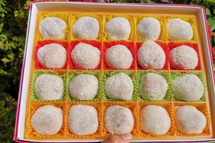 彰化美食_大元餅行(鹹麻糬)│彰化知名伴手禮,在地五十年的傳統美味~