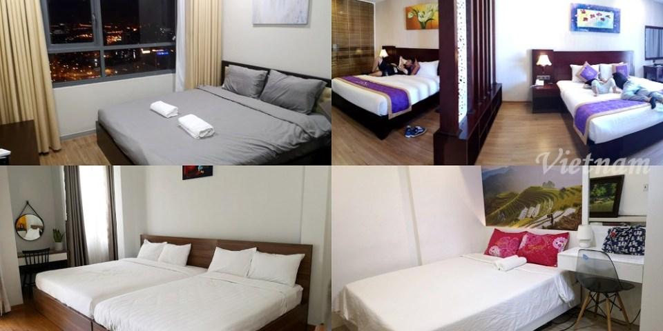越南四間住宿分享│越南胡志明市、峴港AIRBNB、ARIA HOTEL分享。