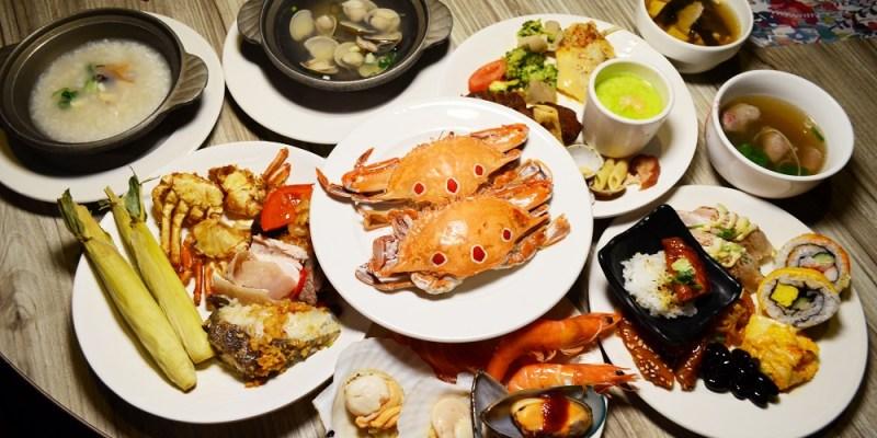 台中美食_君宴Buffet│台中吃到飽,煥然一新的氛圍,最詳細的菜色盡在此篇文章!