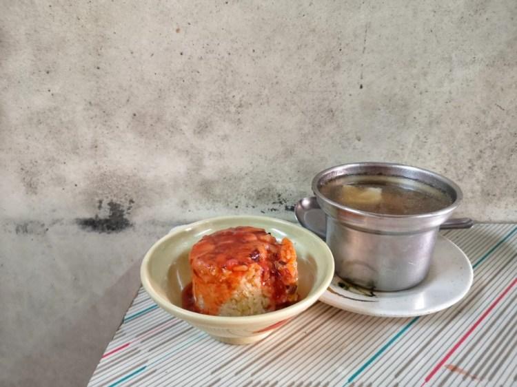 古早味當歸鴨麵線|鹿港美食、鹿港在地小吃,年邁阿婆的古早味當歸鴨~