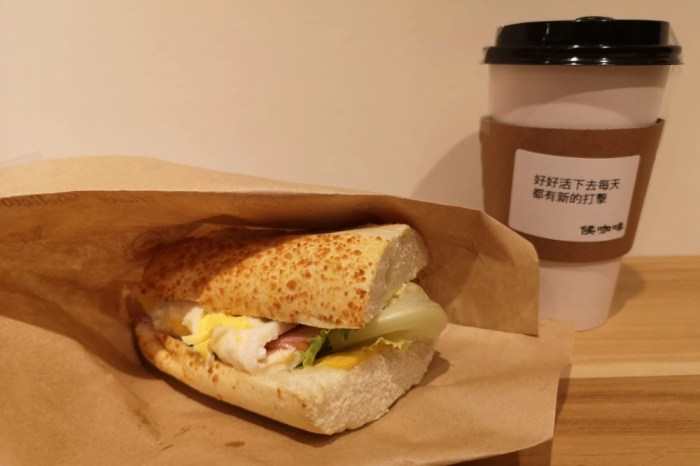 候咖啡|鹿港天后宮美食,鹿港咖啡廳,全新開幕,早上就營業的咖啡店