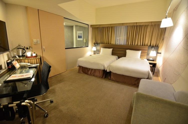 凱撒大飯店   台北火車站住宿、老飯店服務周到!