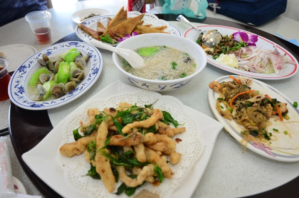 清峰海鮮│澎湖美食,澎湖海鮮餐廳,C/P值高的平價海鮮餐廳。