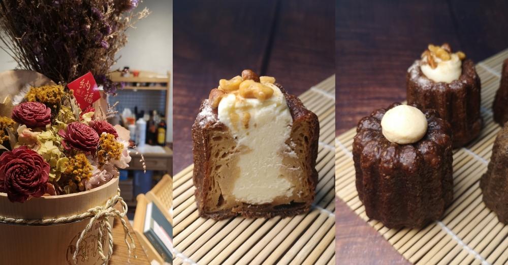 咪玖 MIJIOU  彰化美食,中部可麗露,好吃可麗露推薦。