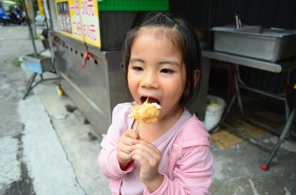 古月館糯米炸 │ 彰化美食,彰化小吃,彰化糯米炸