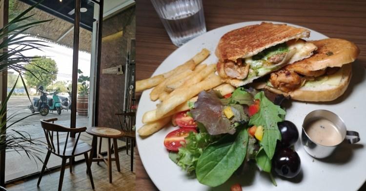 D&D_cafe 彰化早午餐,彰化咖啡館,彰化美食。