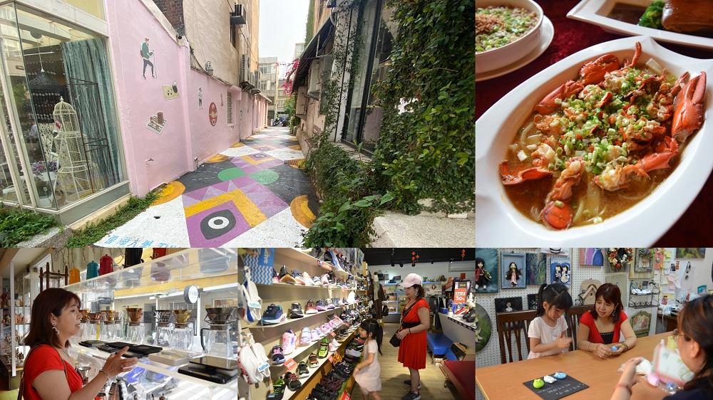 東海媽媽節 | 母親節帶媽媽來東海藝術街感受三代同堂出遊的樂趣!