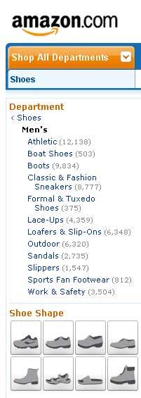 Amazon-Shoe-Shape