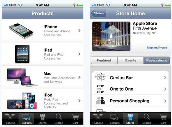 Apple-Store-App