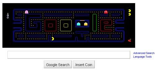 Bob Moog Doodle Hits Google Homepage