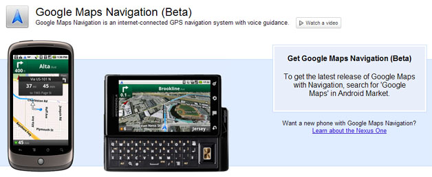 Google Distances Maps Navigation From iPhone