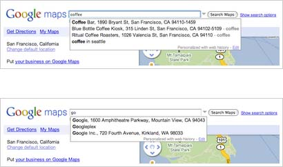Personalized Suggestions On Google Maps Introduced