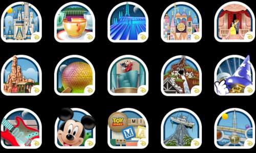 Gowalla-Disney