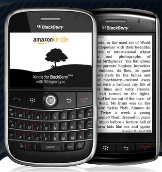 Kindle-BlackBerry