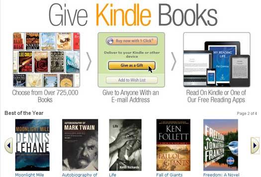 Kindle-Gift