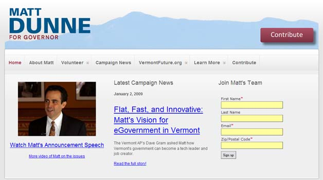 Googler Could Become Vermont Governor