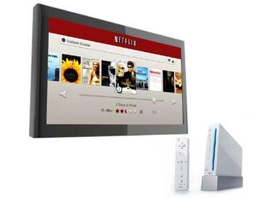 Netflix-Wii