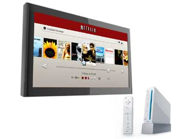 Netflix To Be Available On The Wii This Spring