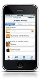 PayPal iPhone App Hits One Million Downloads
