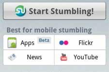 StumbleUpon-Android