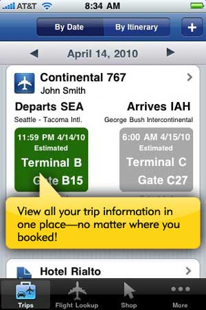 Expedia Launches New iPhone App For Travelers
