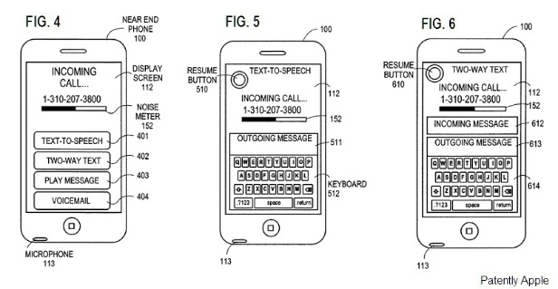 Future iPhones to Include Speech-To-Text and Text-To-Speech?