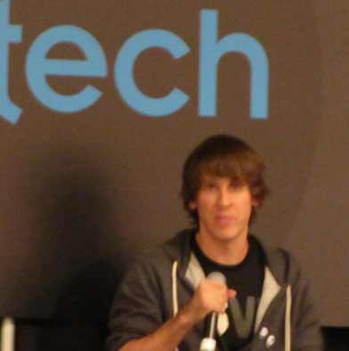 Dennis Crowley Talks Foursquare at Ad:Tech