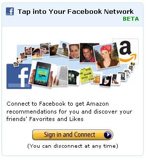 Facebook Amazon Integration