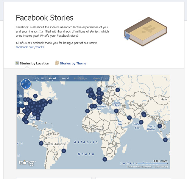 Facebook Hits its 500 Million Mark, Launches Stories App