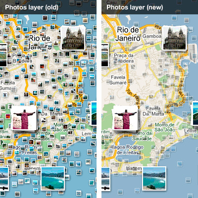 Google Maps Photo Layer Gets Improvements, MapQuest Launches Atlas