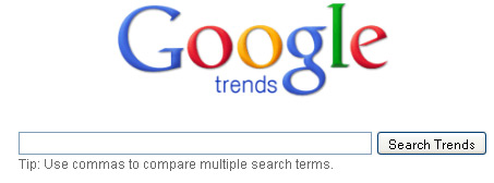 Google Trends  - The Cause of Google News' Pollution?
