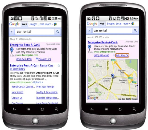 Google Talks Hyperlocal Mobile Ads