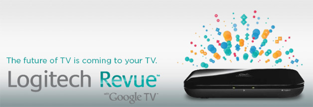 Logitech Launches Contest to Find Help Promoting Google TV Device