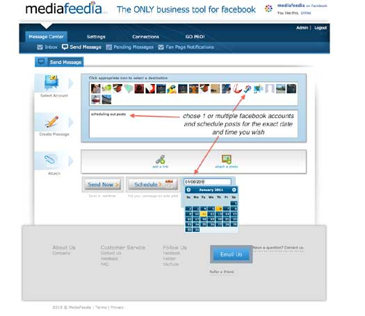 mediafeedia-Facebook