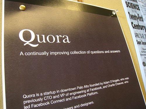 Quora - What it is