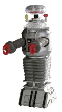 Robot - This is not the real Bingbot, but it will be here in October.