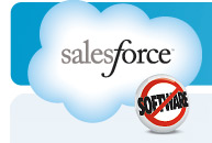 Salesforce.com - Settles with Microsoft