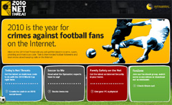 Symantec Urges World Cup Fans to Use Caution on Facebook and Twitter