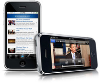 White House iPhone app