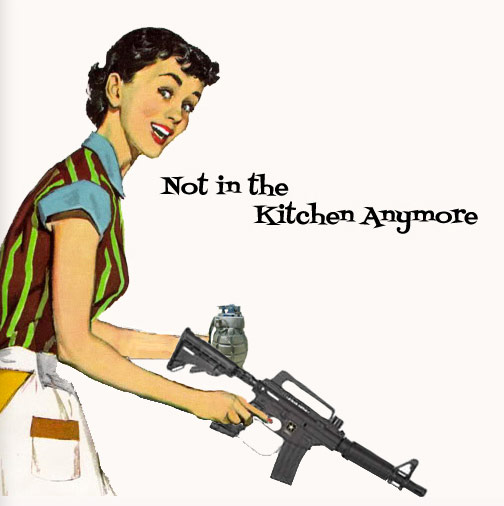 Notinthekitchen.com