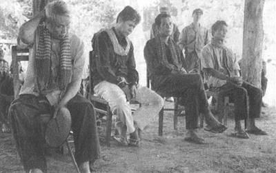 1997年波爾布特被紅色高棉判處終身監禁_歷史_鳳凰網