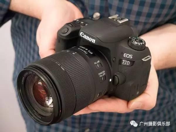 攝影器材 資訊篇 佳能發布EOS M6無反及EOS 77D/800D單反-趣讀